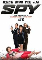 Ver Película Spy: Una espia despistada (2015)