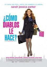 Ver Película ¿No se como ella lo hace? / Como Diablos lo Hace? (2011)