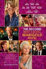 Ver Película El nuevo exotico hotel marigold (2015)