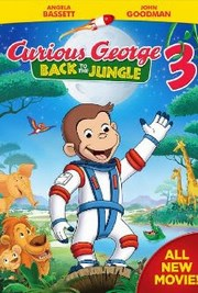 Curious George 3: Back to the Jungle Pelicula