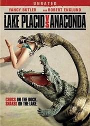 Mandibulas contra Anaconda