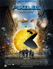 Ver Película Pixeles (2015)