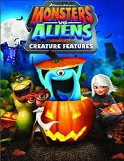 Monstrous vs Aliens 2