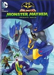 Ver Película Batman Sin Limites Caos Monstruoso (2015)