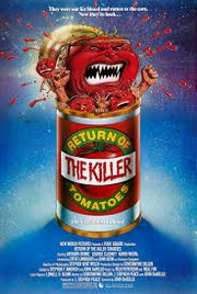 Ver Película Return of the Killer Tomatoes (1988)