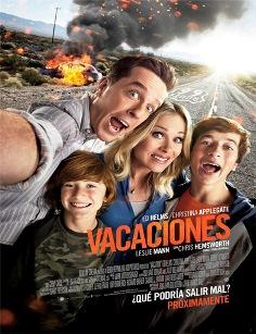 Ver Película Vacaciones 2015 (2015)