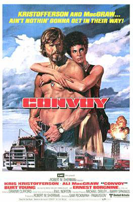 Ver Película Convoy (1978)