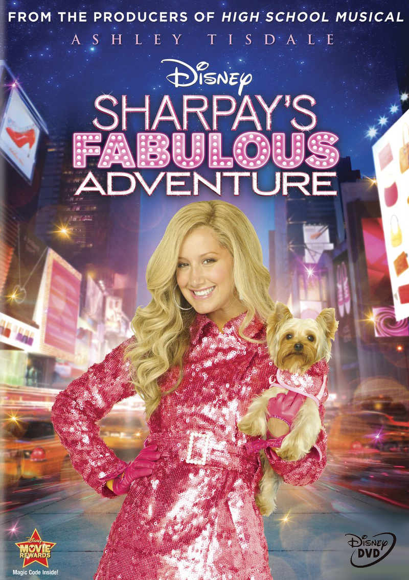 Ver Película La Fabulosa Aventura de Sharpay (2011)
