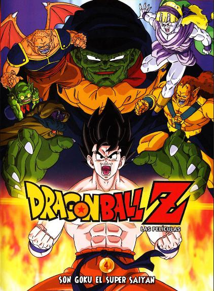 Dragon Ball Z Goku es un Supersaiyajin