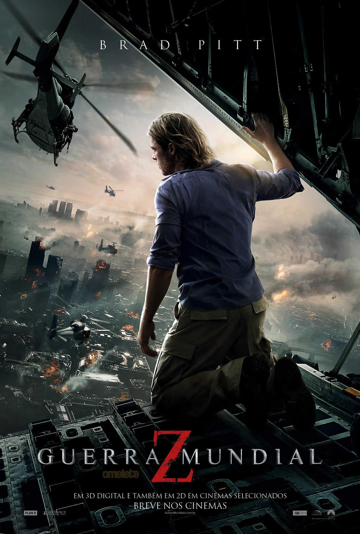 Ver Película Guerra mundial Z (2013)