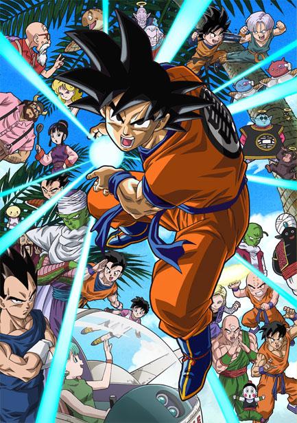 Ver Película Dragon Ball Z Goku y sus amigos regresan (2008)