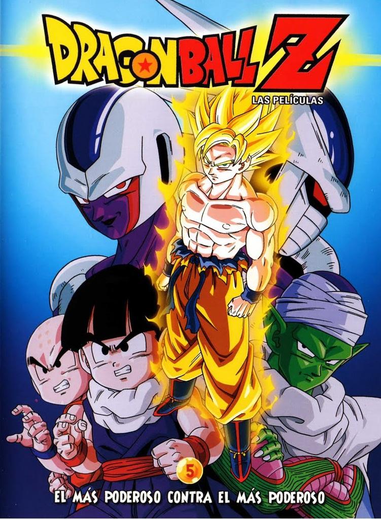 Ver Película Dragon Ball Z : Los Rivales Mas Poderosos (1991)