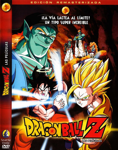 Dragon Ball Z La Galaxia Corre Peligro
