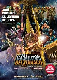 Ver Película Los Caballeros del Zodiaco : La Leyenda del Santuario HD-Rip (2014)