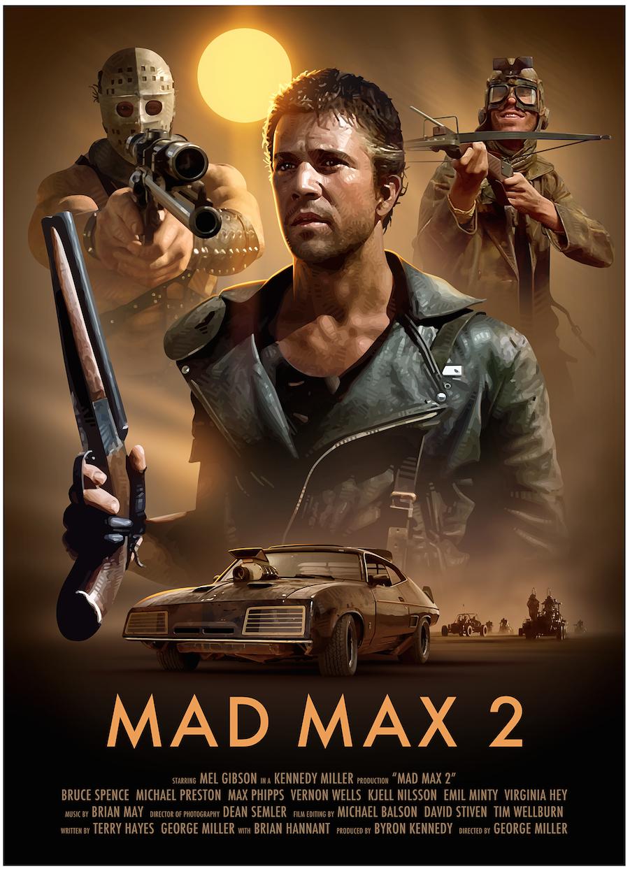 Ver Película Mad Max 2 : El Guerrero de la Carretera (1981)
