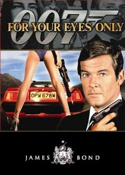 El Agente 007 : Solo para tus Ojos