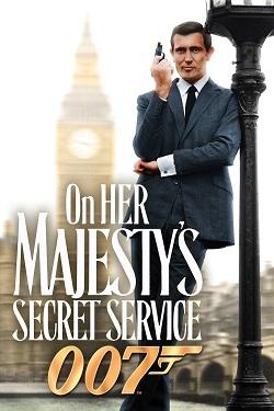 El Agente 007 : Al Servicio Secreto de su Majestad HD