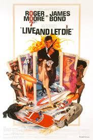 El Agente 007 - Vive y Deja Morir