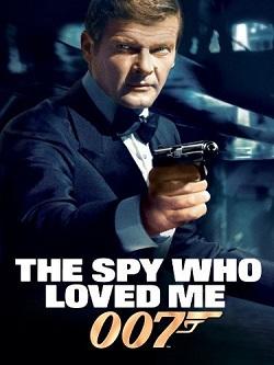 EL Agente 007: La Espia que me Amo HD