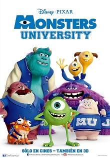 Ver Película Monsters University (2013)