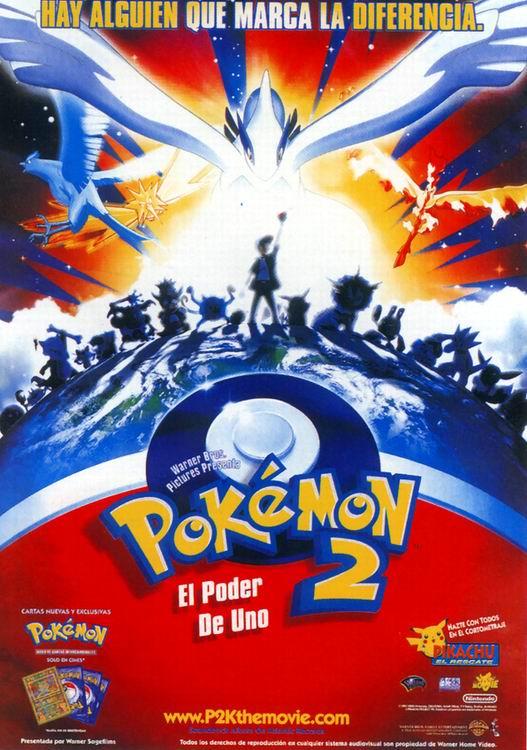 Ver Película Pokemon 2 : El Poder de Uno (2000)