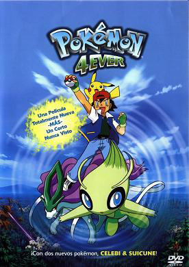 Ver Película Pokemon 4Ever (2002)