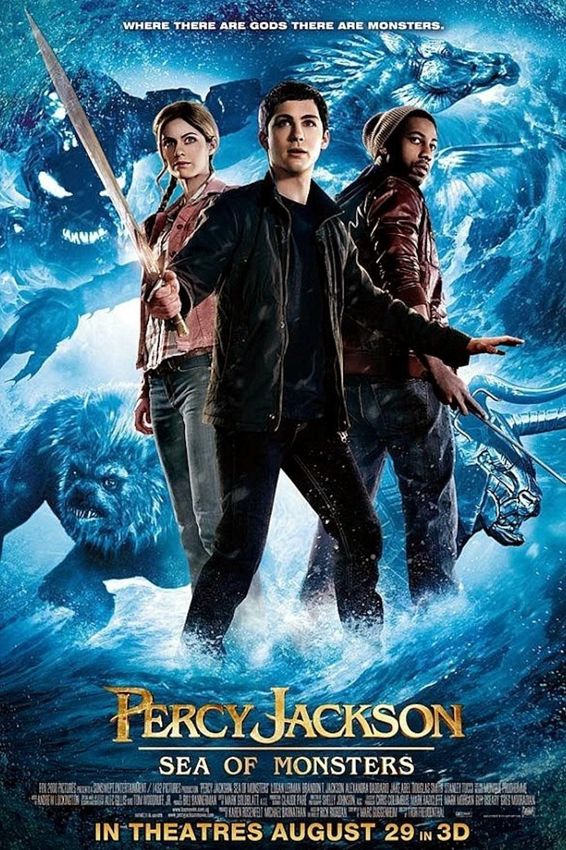 Ver Película Percy Jackson y el Mar de los Monstruos (2013)