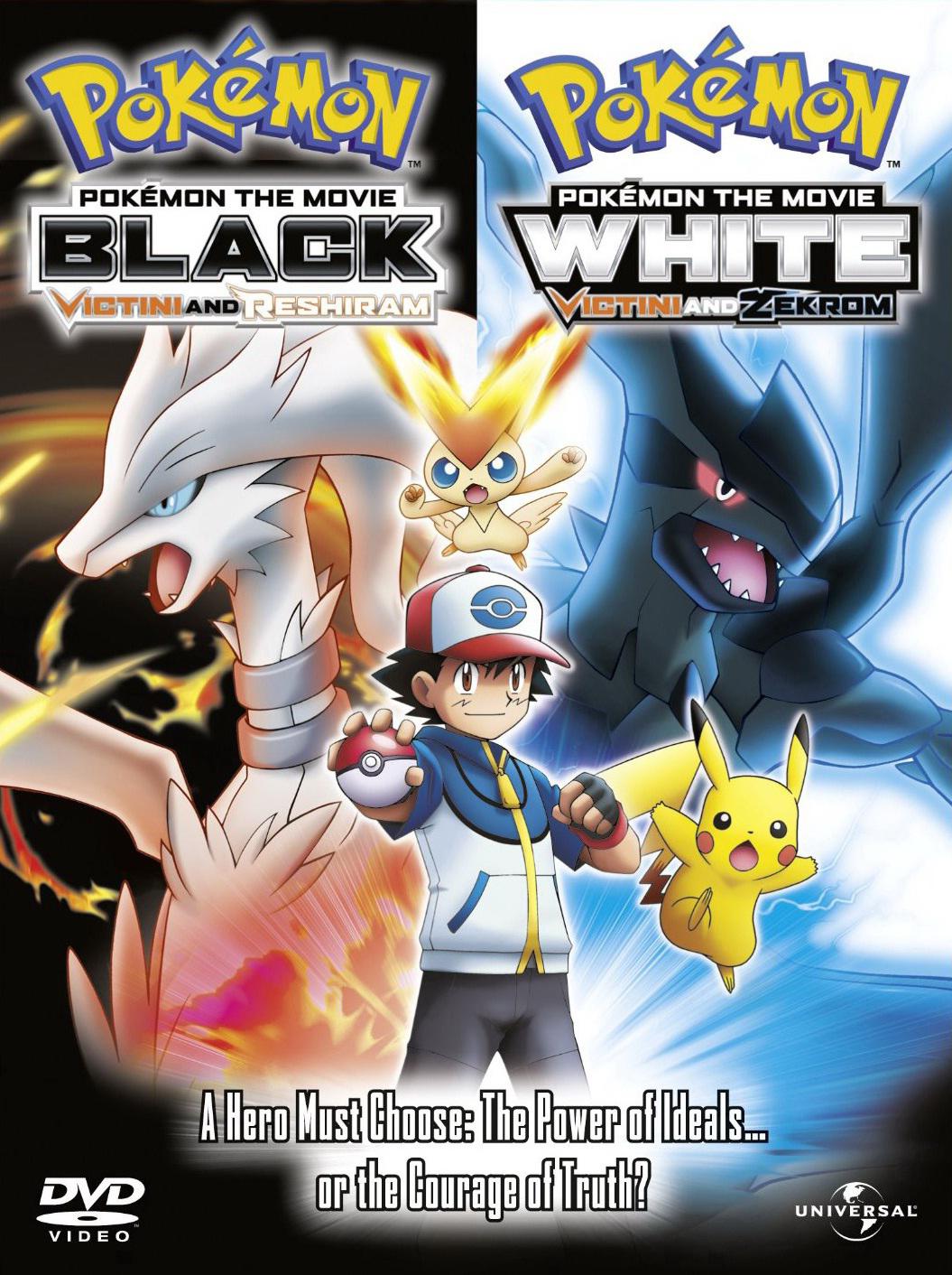Pokemon 14 : Victini y el Heroe Blanco Reshiram