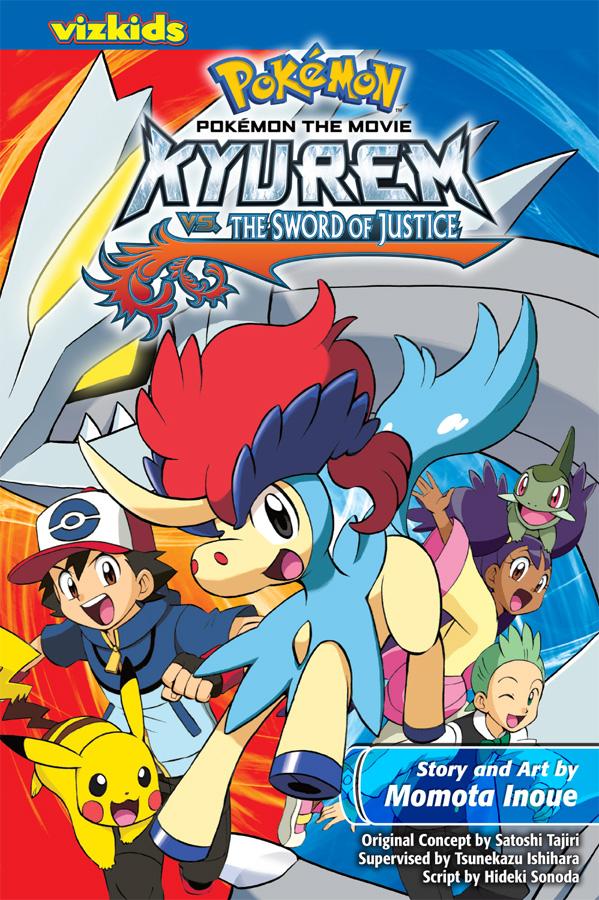 Pokemon 15 : Kyurem vs El Espadachin Mistico