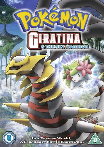 Pokemon 11 : Giratina y el defensor de los cielos
