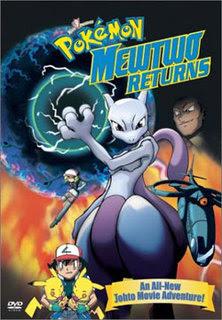 Ver Película Pokemen : El regreso de Mewtwo (2000)