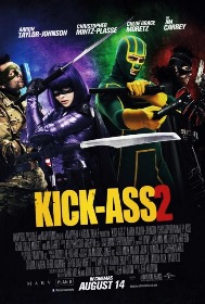Ver Kick-Ass 2 con un par HD-Rip