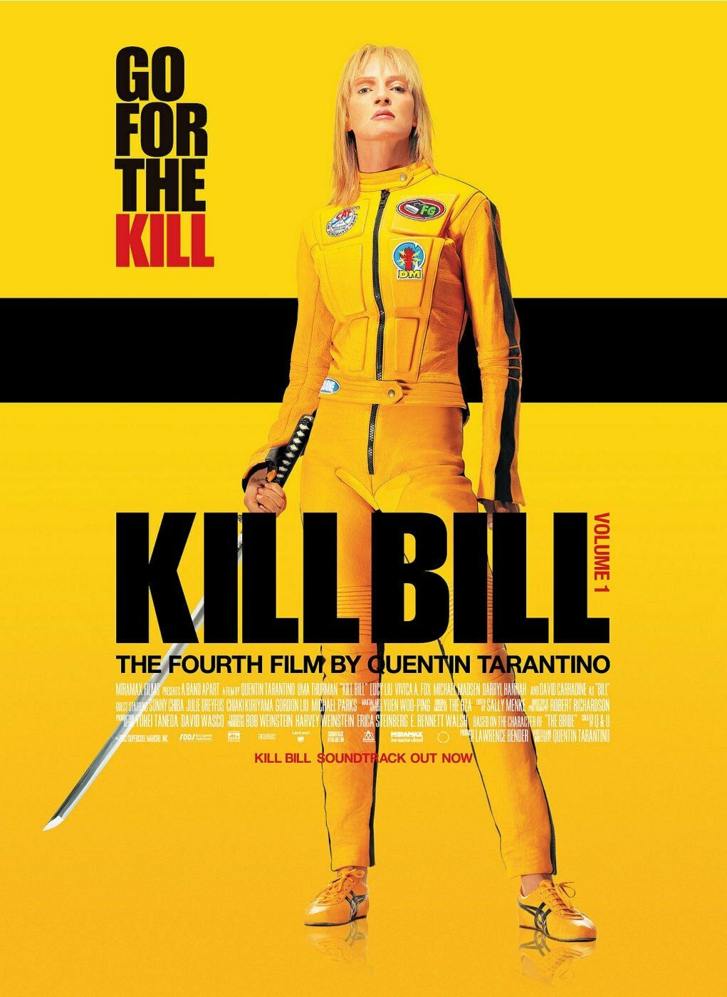 Ver Película Kill Bill Volumen 1 (2003)