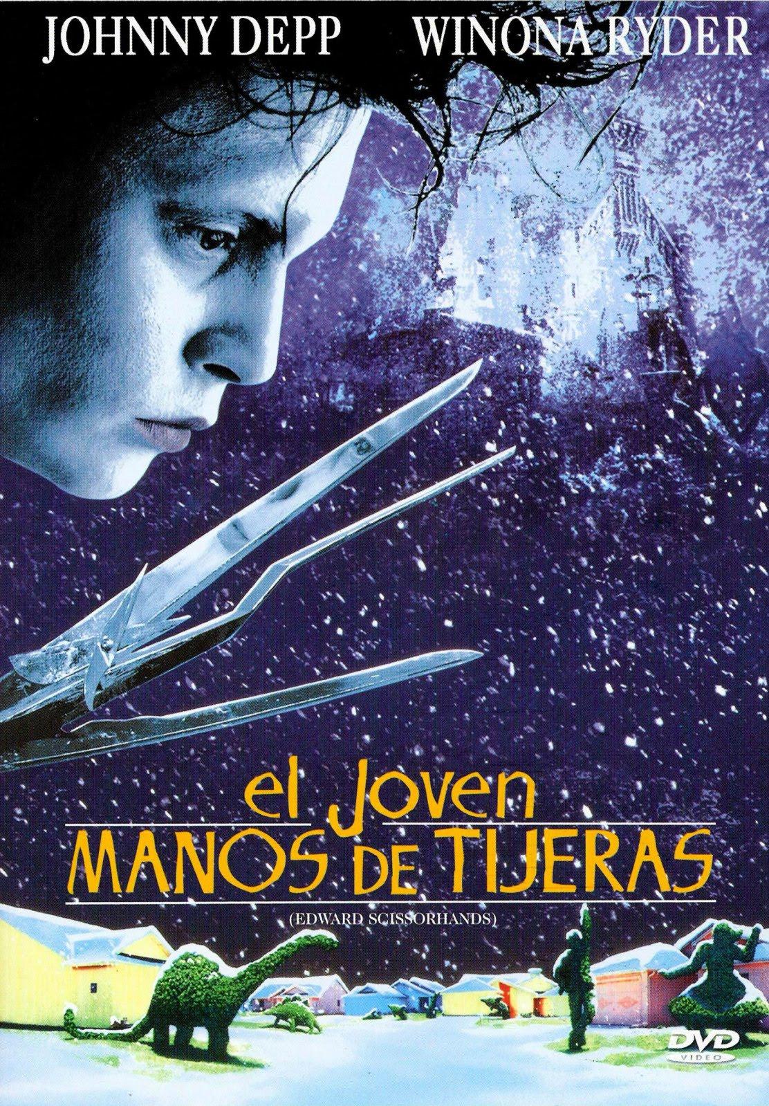 Ver Película El Joven Manos De Tijera (1990)