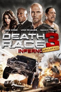 Carrera De La Muerte 3 HD-Rip