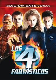 Ver Película Los 4 Fantasticos (2005)