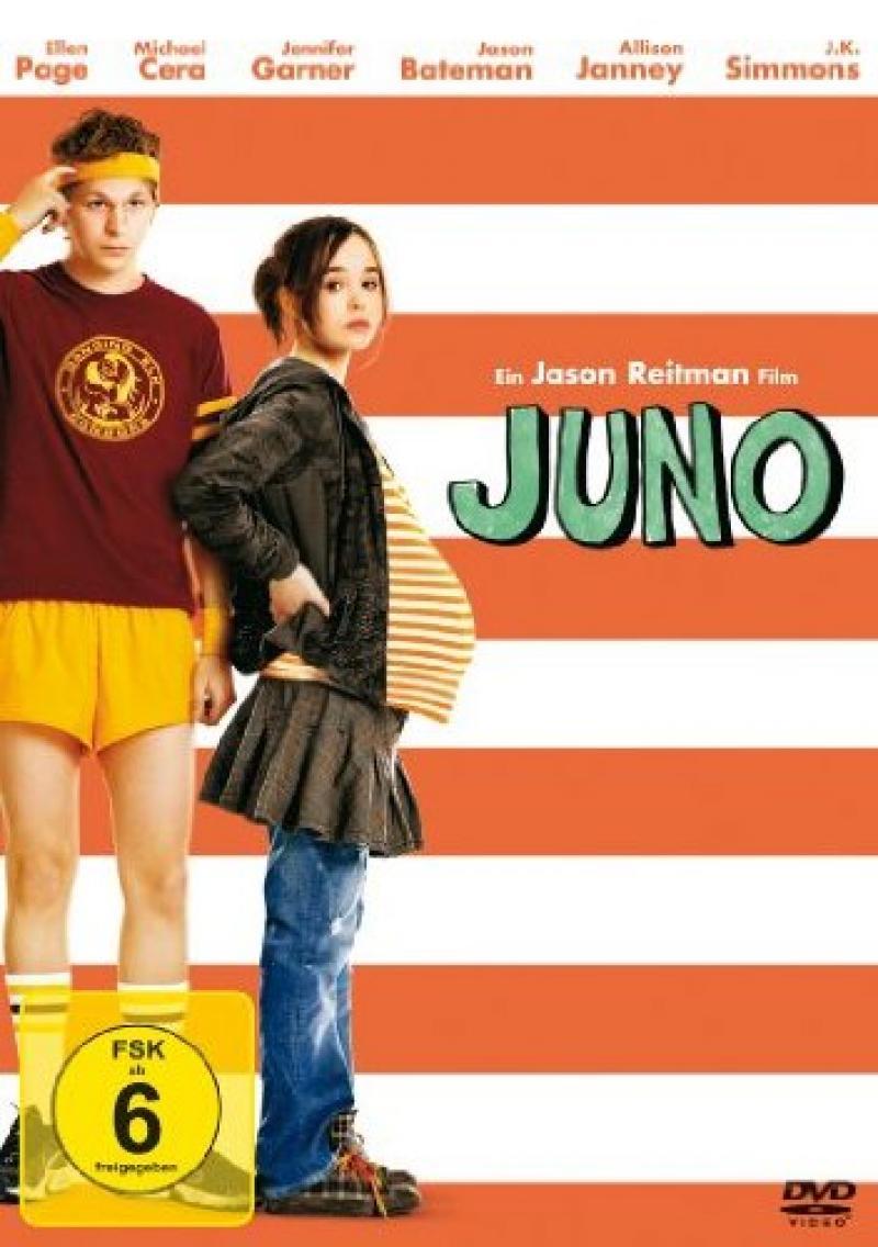 Ver Película Juno (2007)
