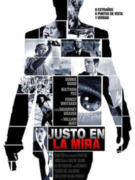 Ver Película Justo en la Mira (2008)