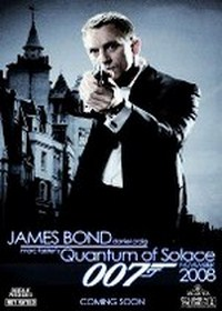 El Agente 007: Quantum Of Solace