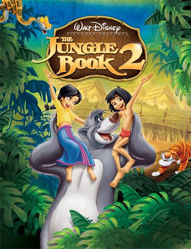 El Libro de la Selva 2 Pelicula