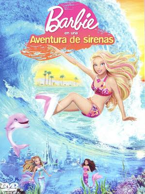 Ver Pel�cula Barbie Una aventura de sirenas (2010)