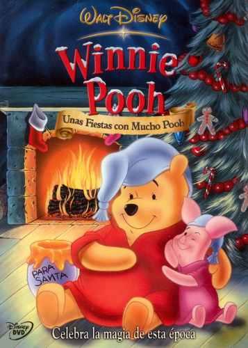 Winnie Pooh Unas fiestas con mucho Pooh