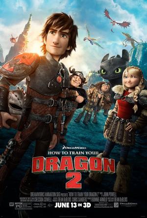 Ver Como Entrenar A Tu Dragon 2 HD-Rip