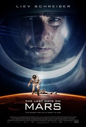 Los Ultimos Dias en Marte Pelicula