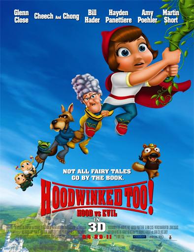 Ver Pel�cula Las nuevas aventuras de la Caperucita Roja (2011)