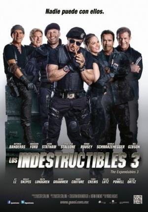 Ver Película Los Indestructibles 3 (2014)