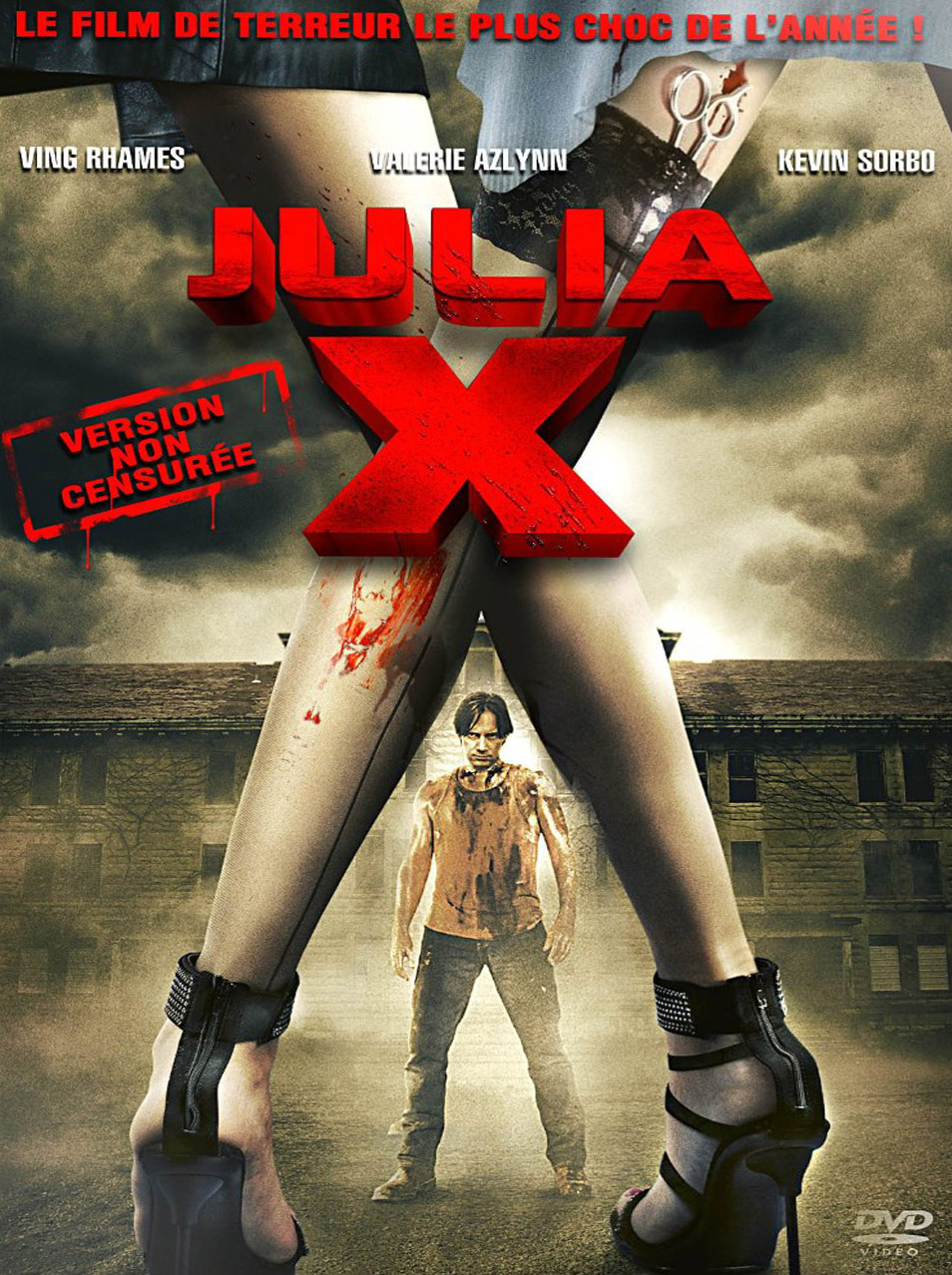 Ver Pel�cula Julia X (2011)