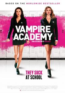 Ver Película Academia de Vampiros (2014)