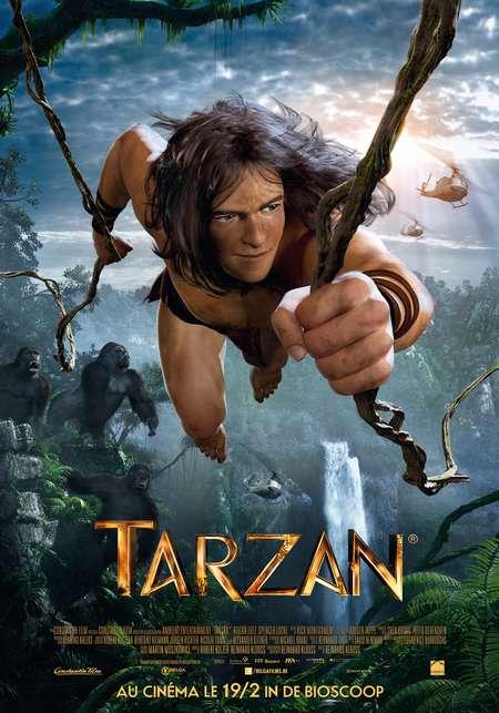 Ver Pel�cula Tarzan (2014)