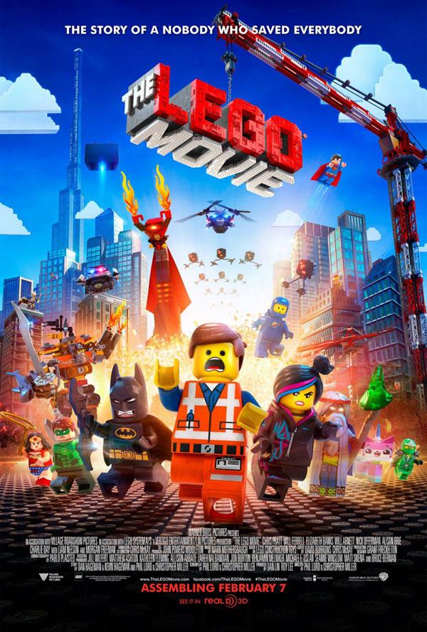 Ver Película La Gran Aventura LEGO Pelicula (2014)